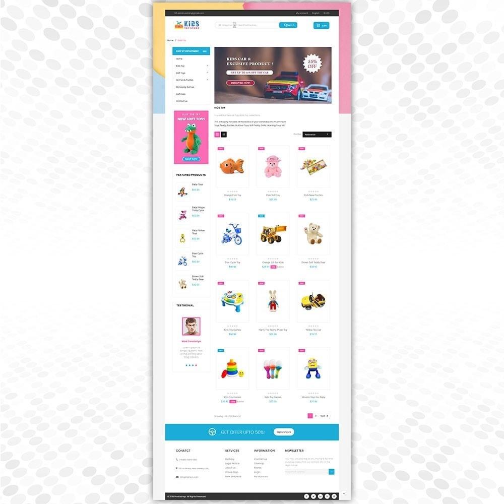 theme - Kinder & Spielzeug - Spielzeugladen - 3