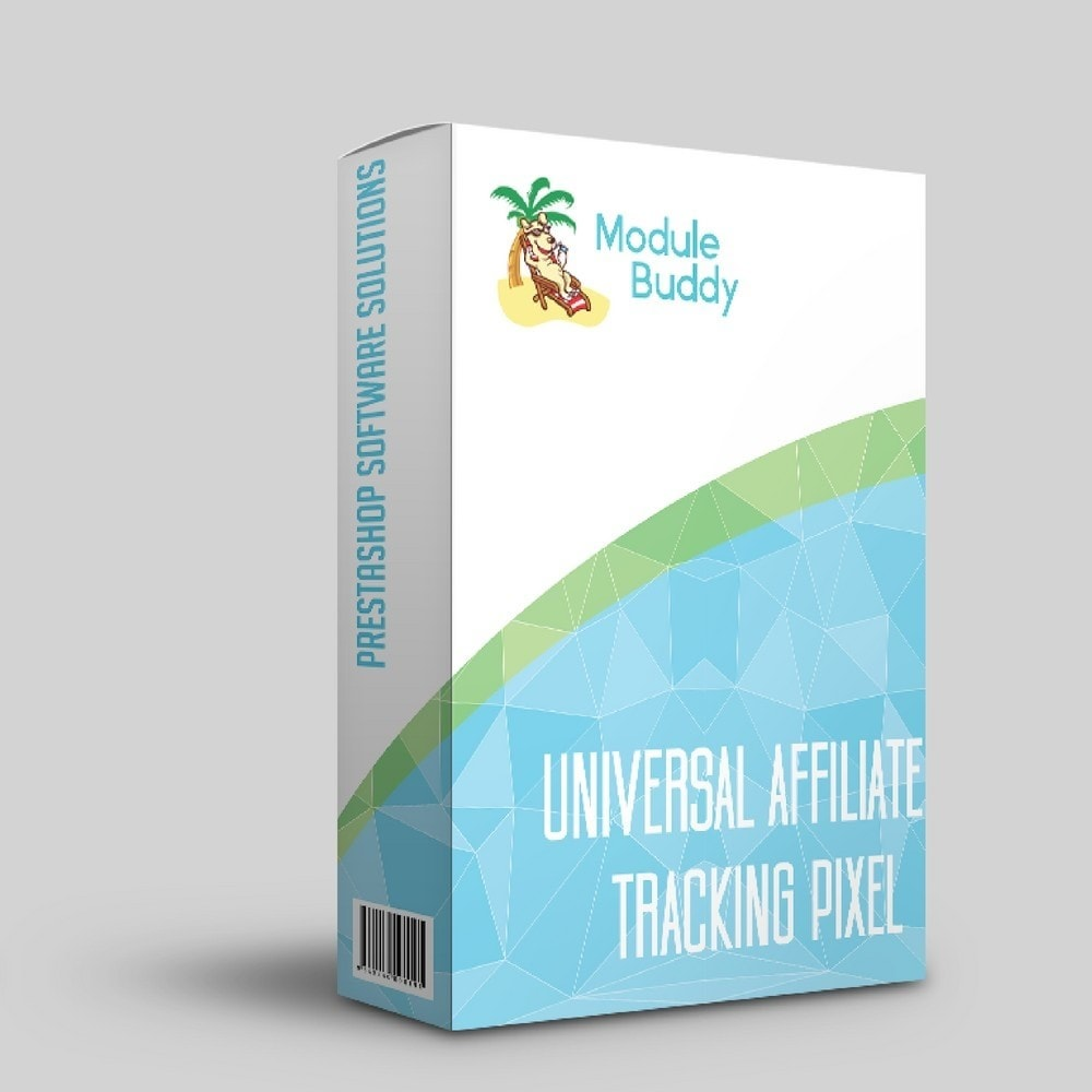 module - Analytics & Statistiche - Universal Affiliate Tracking Pixel in Confirmation Page - 1