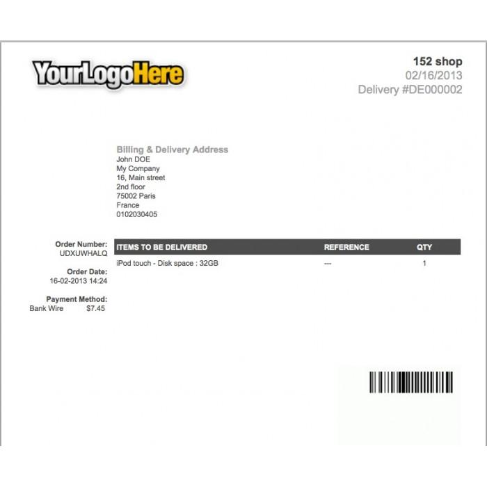 module - Preparación y Envíos - Invoice & Delivery Barcode Generator - 3