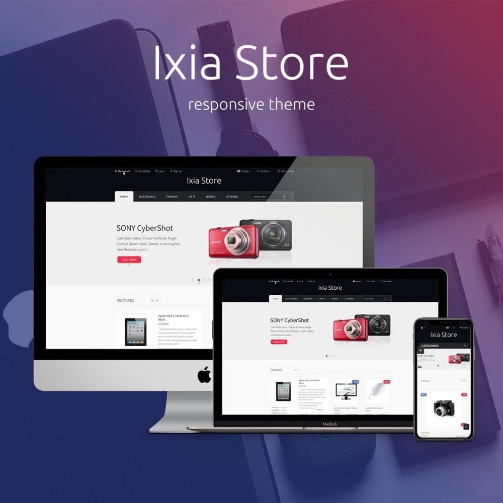 theme - Eletrônicos & High Tech - Ixia - Modelo Loja - 2