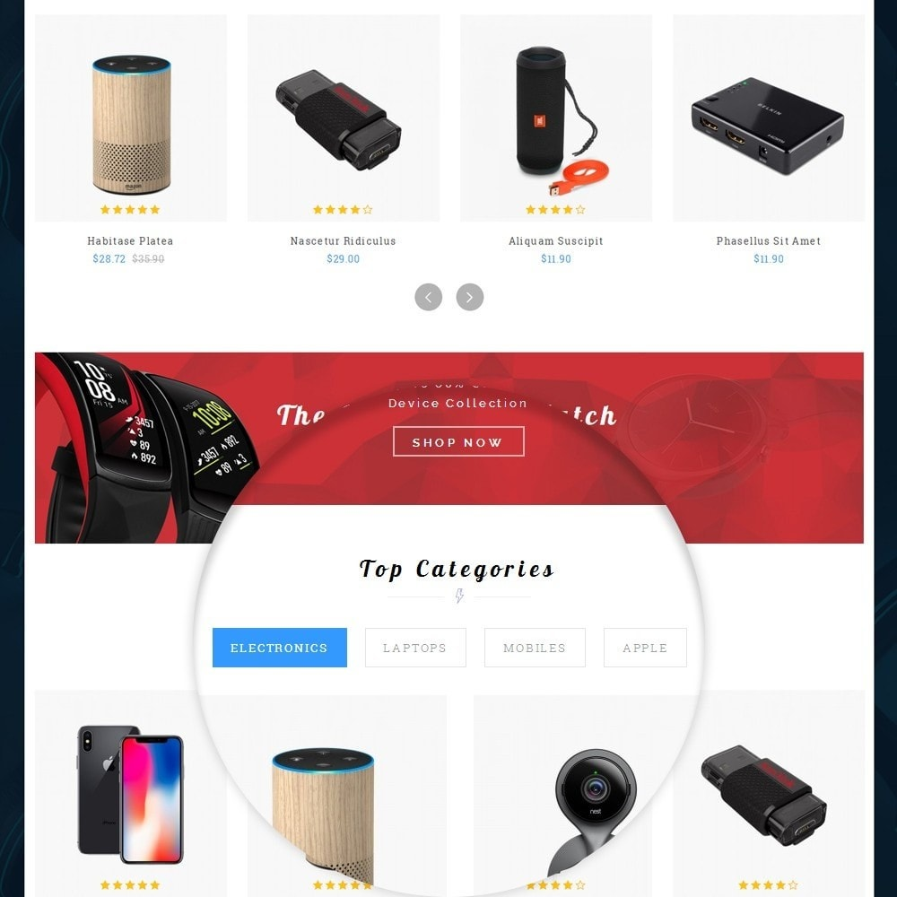 theme - Electronique & High Tech - Martech Electronic Store - 10