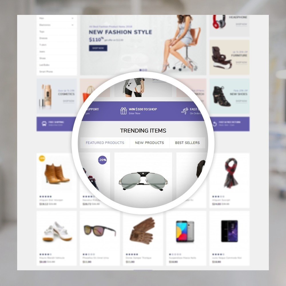 theme - Eletrônicos & High Tech - SmartShop - The MegaShop - 9