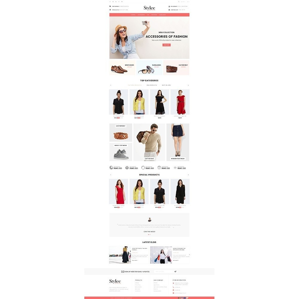 theme - Mode & Chaussures - Stylee Store - 2