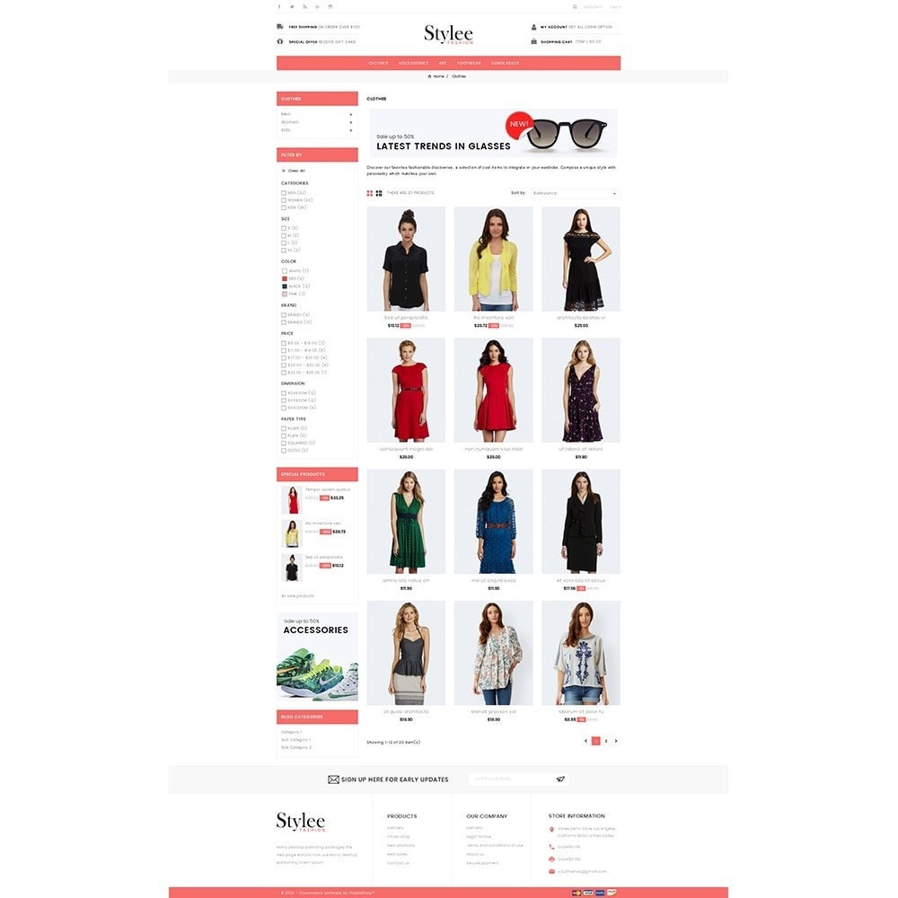 theme - Mode & Chaussures - Stylee Store - 3