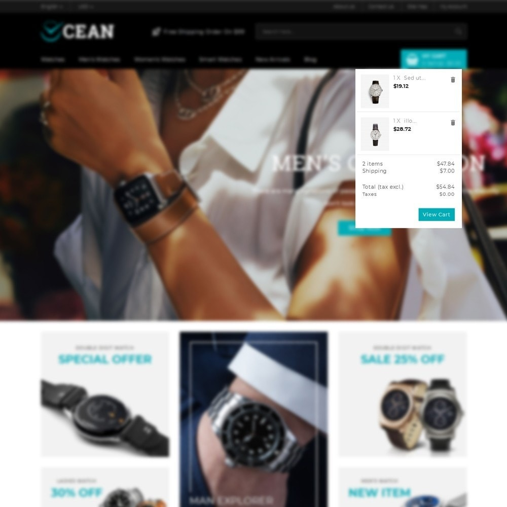 theme - Sieraden & Accessoires - Ocean Store - 8