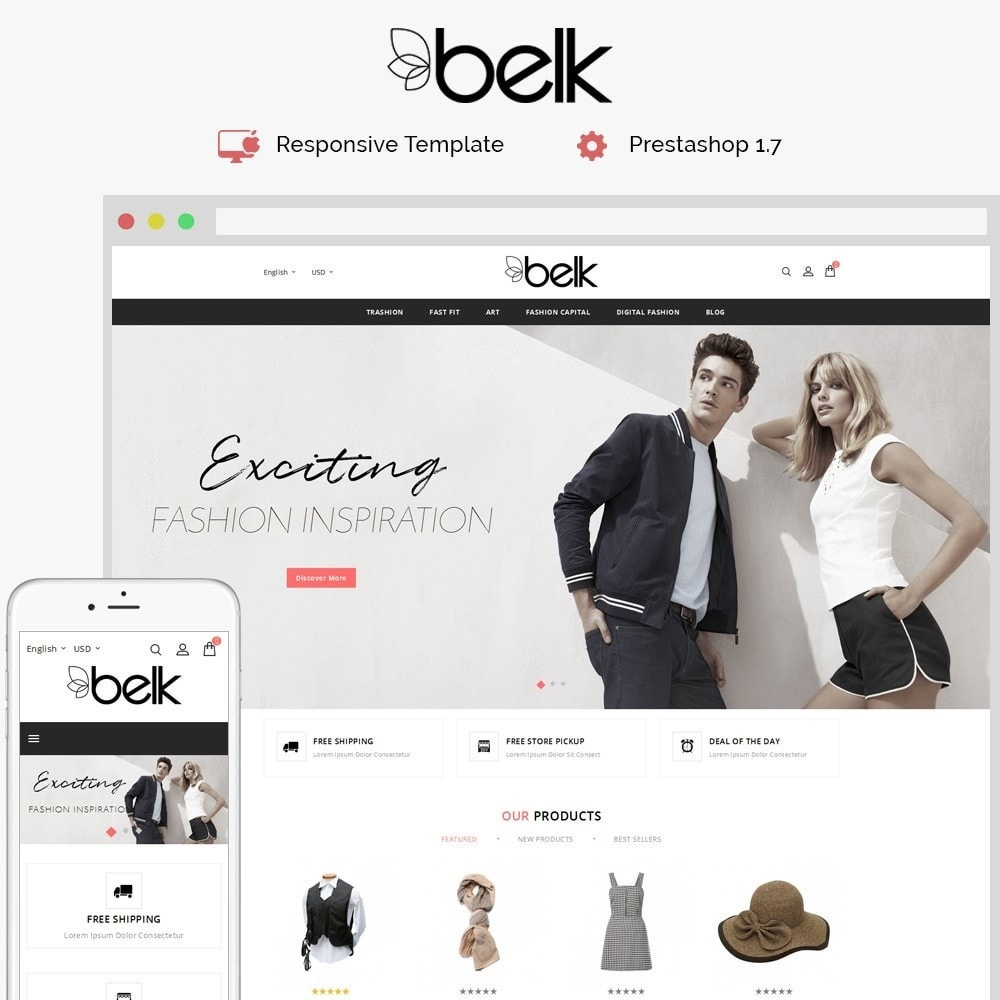 theme - Mode & Schuhe - Belk Fashion Store - 1