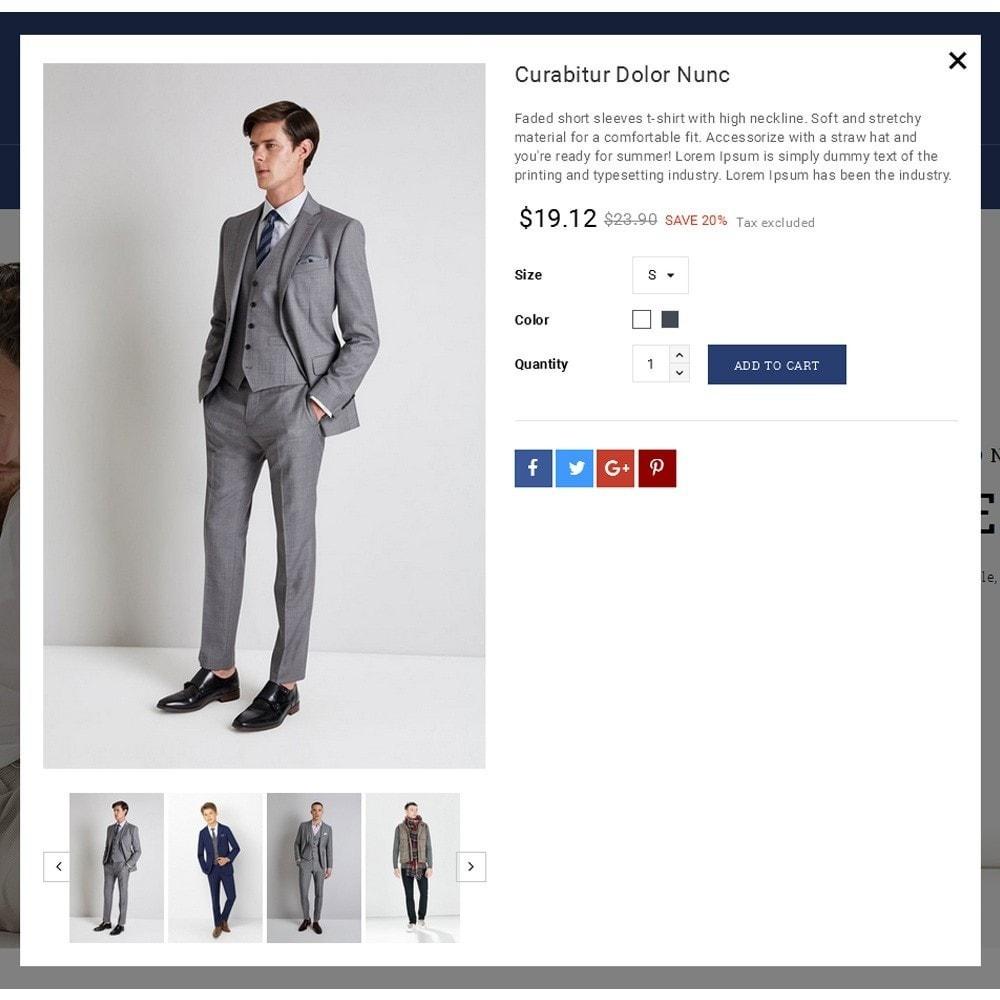 theme - Mode & Schoenen - Fashionmen Demo Store - 8