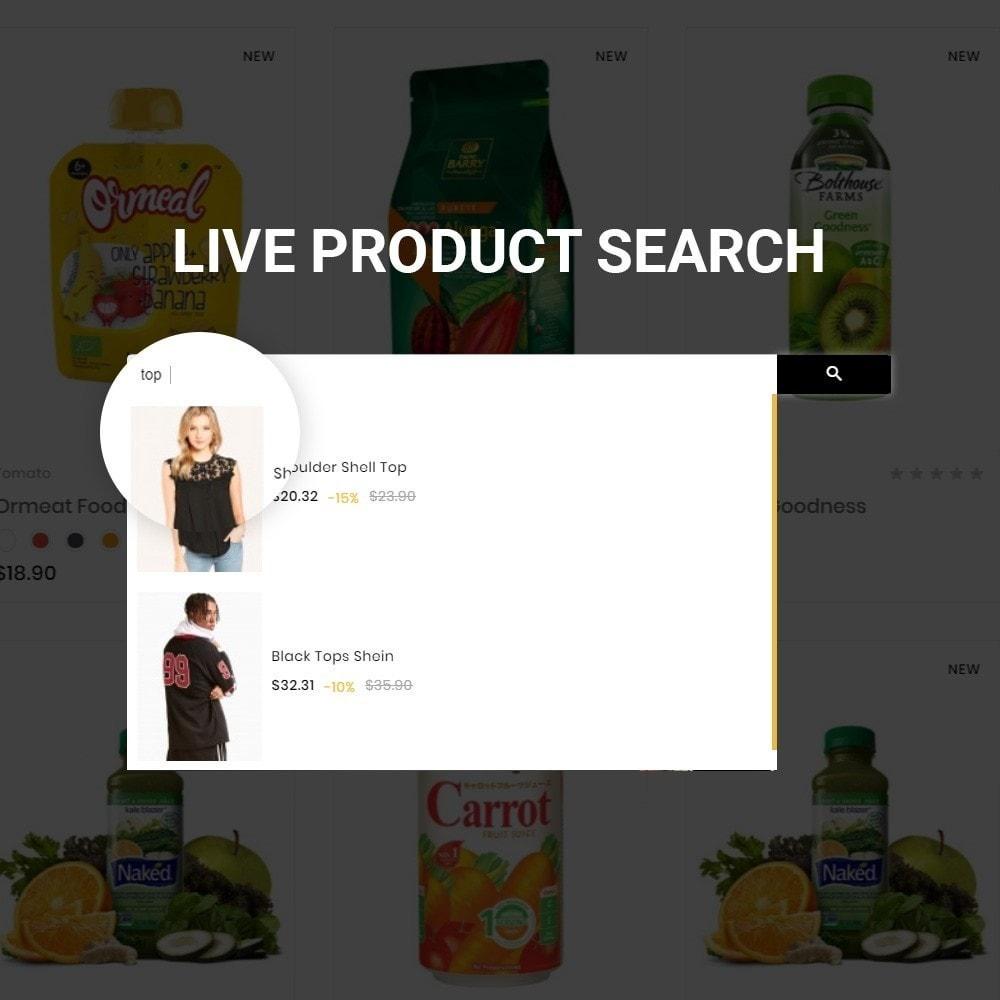 theme - Alimentos & Restaurantes - FreshMart – Organic Mega Store - 8