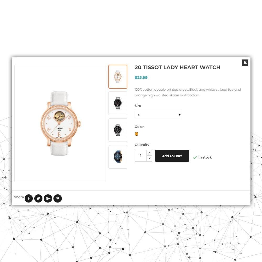 theme - Moda y Calzado - Tienda de relojes - 7