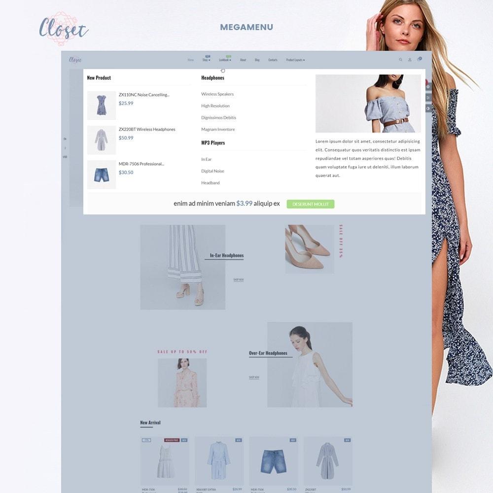 theme - Moda & Calçados - Leo Closet - 3
