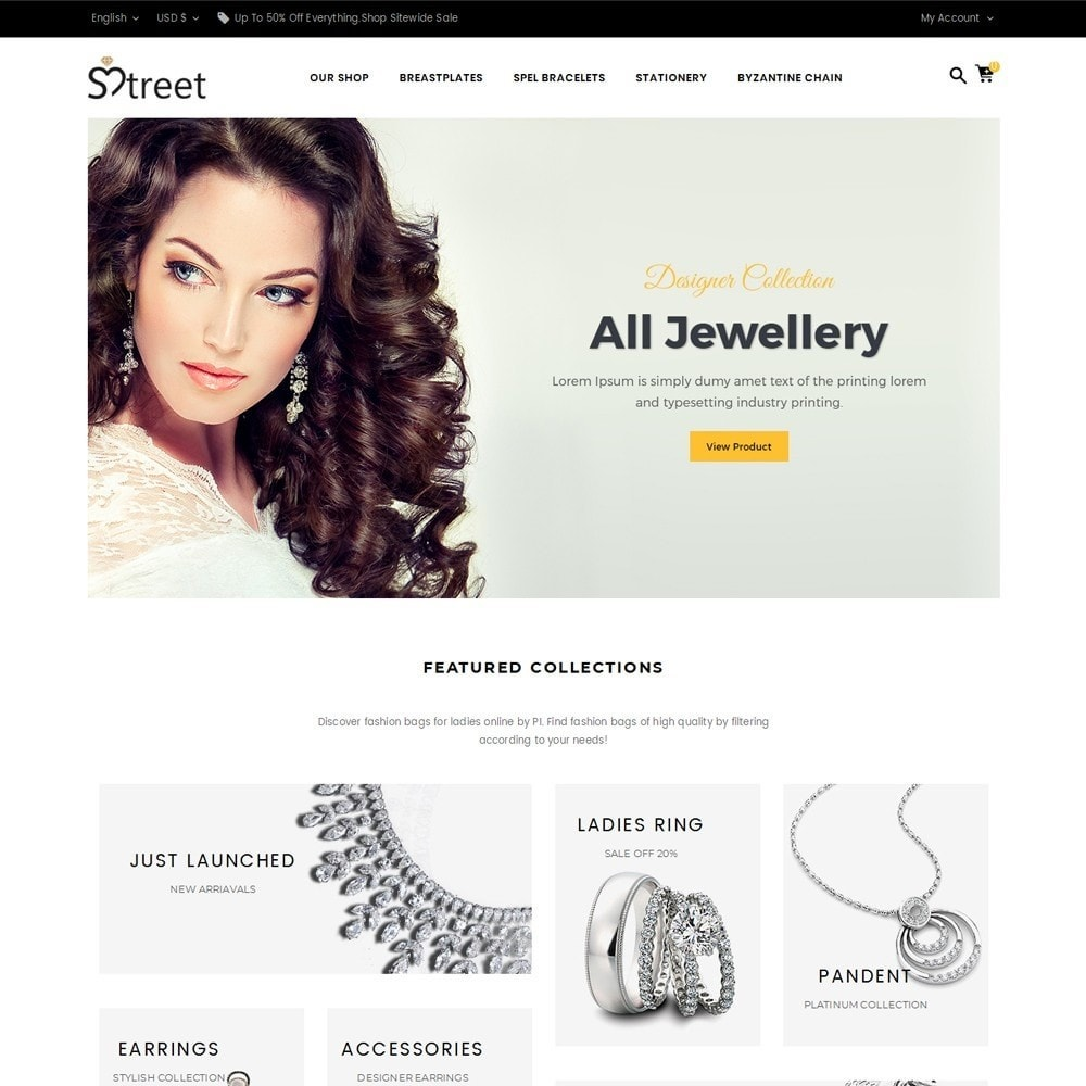 theme - Schmuck & Accesoires - Treet - The Jewelry Store - 3