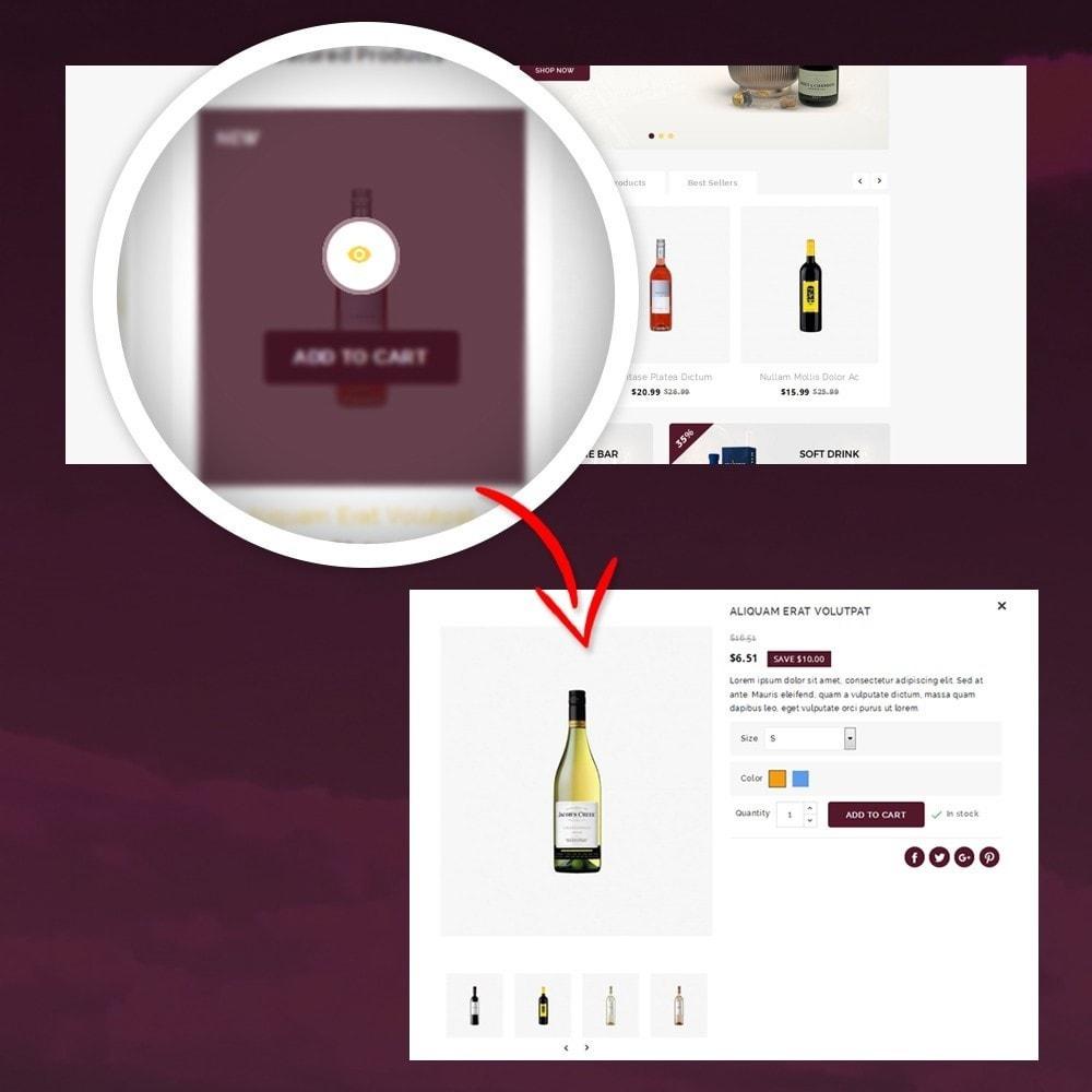 theme - Drink & Wine - Atlantis - The Wine Shop - 8
