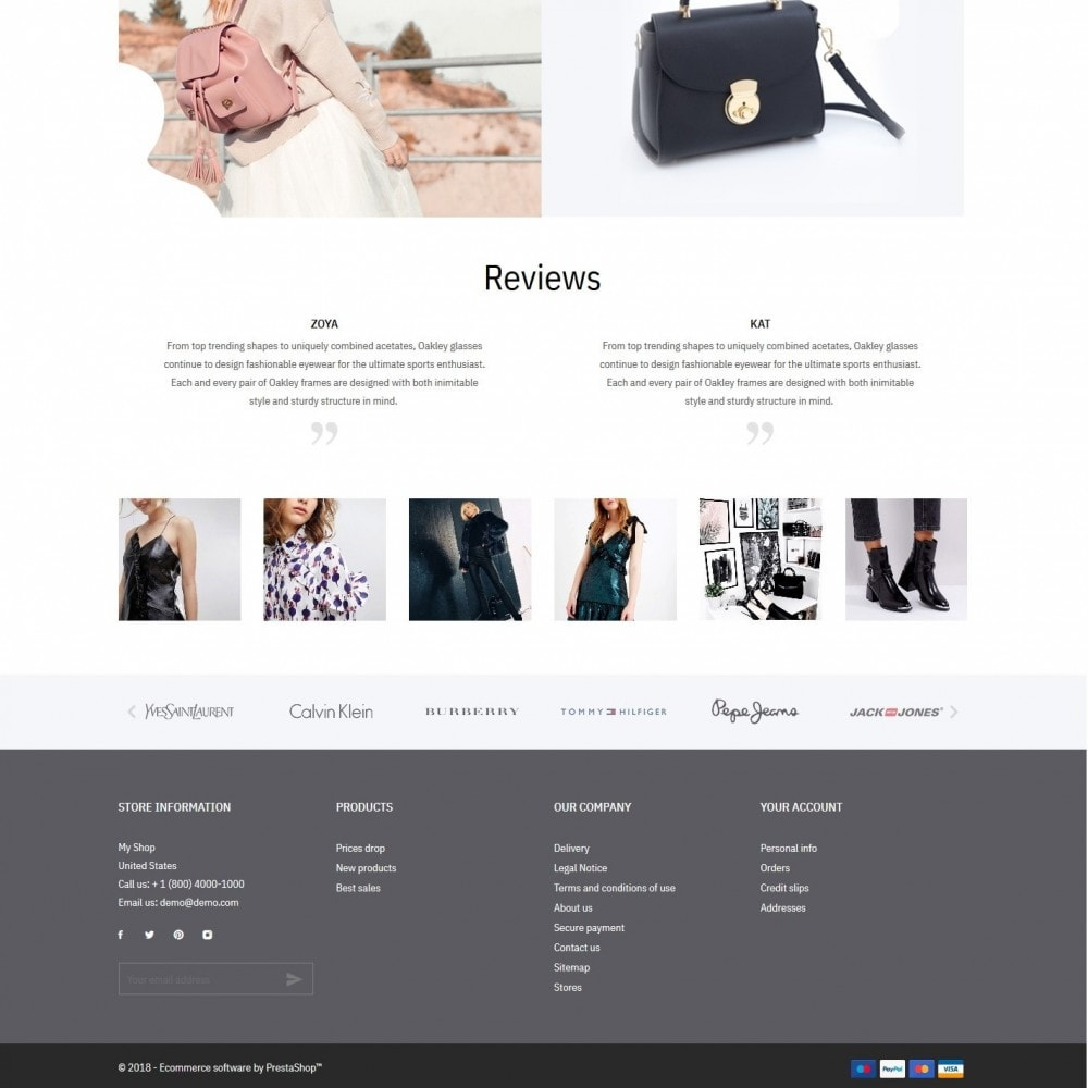 theme - Moda & Calzature - My lovely style Fashion Store - 4