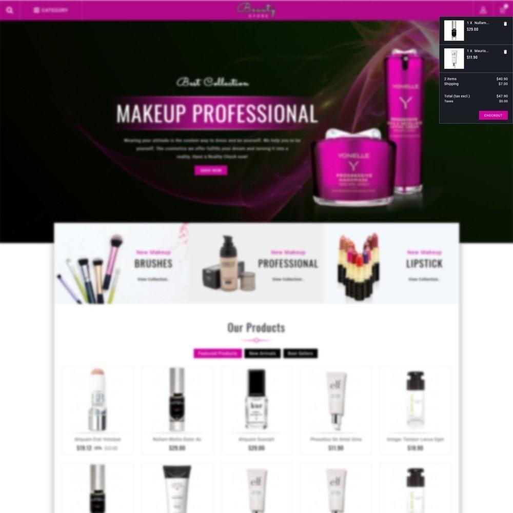 theme - Santé & Beauté - Beauty Store - 6