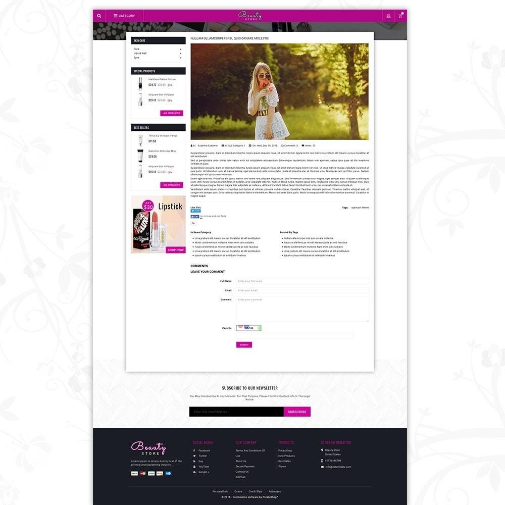 theme - Santé & Beauté - Beauty Store - 7