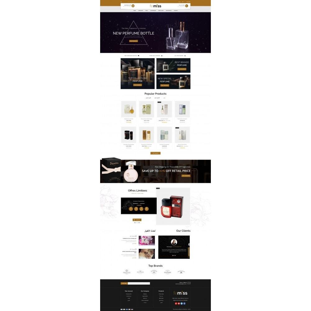 theme - Gesundheit & Schönheit - Femiss - Perfume Store - 10