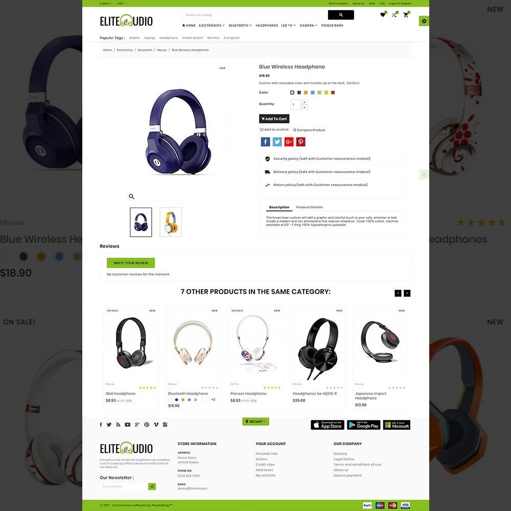 theme - Elettronica & High Tech - Elite Audio – The Electronic Store - 3