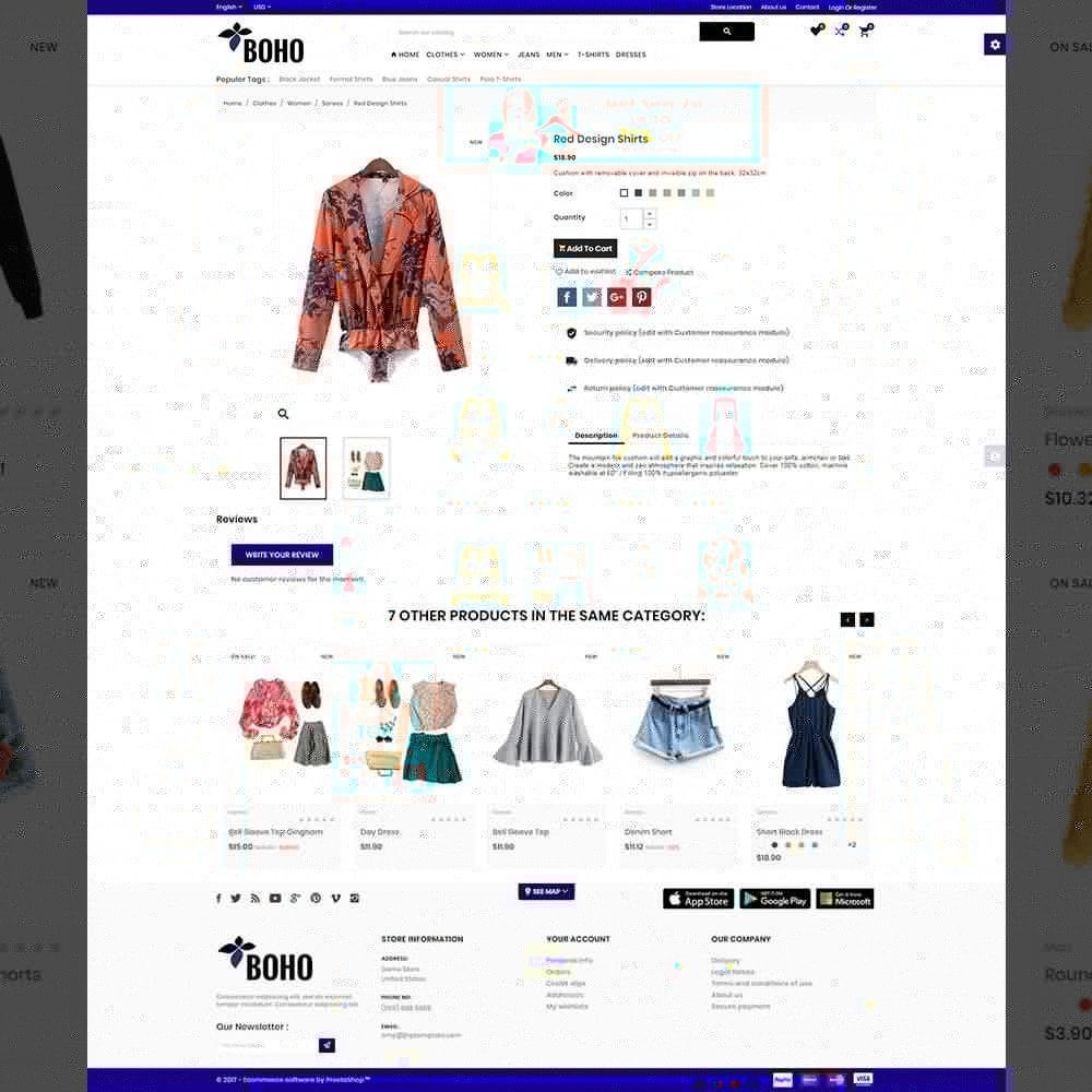 theme - Fashion & Shoes - Style Mega Shop - 4