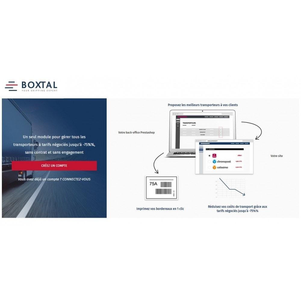 module - Transporteurs - Non mis à jour – Boxtal (envoimoinscher) - 1