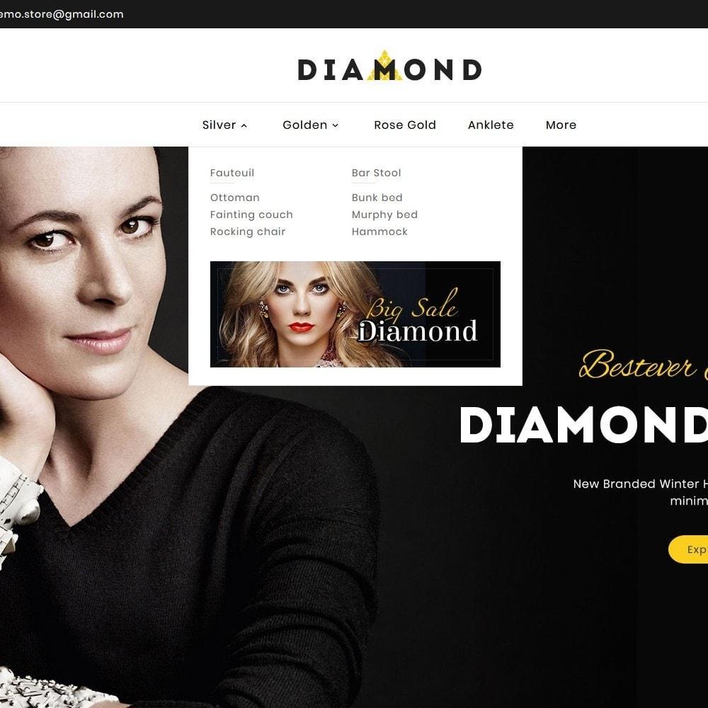 theme - Biżuteria & Akcesoria - Diamond Jewelry - 9
