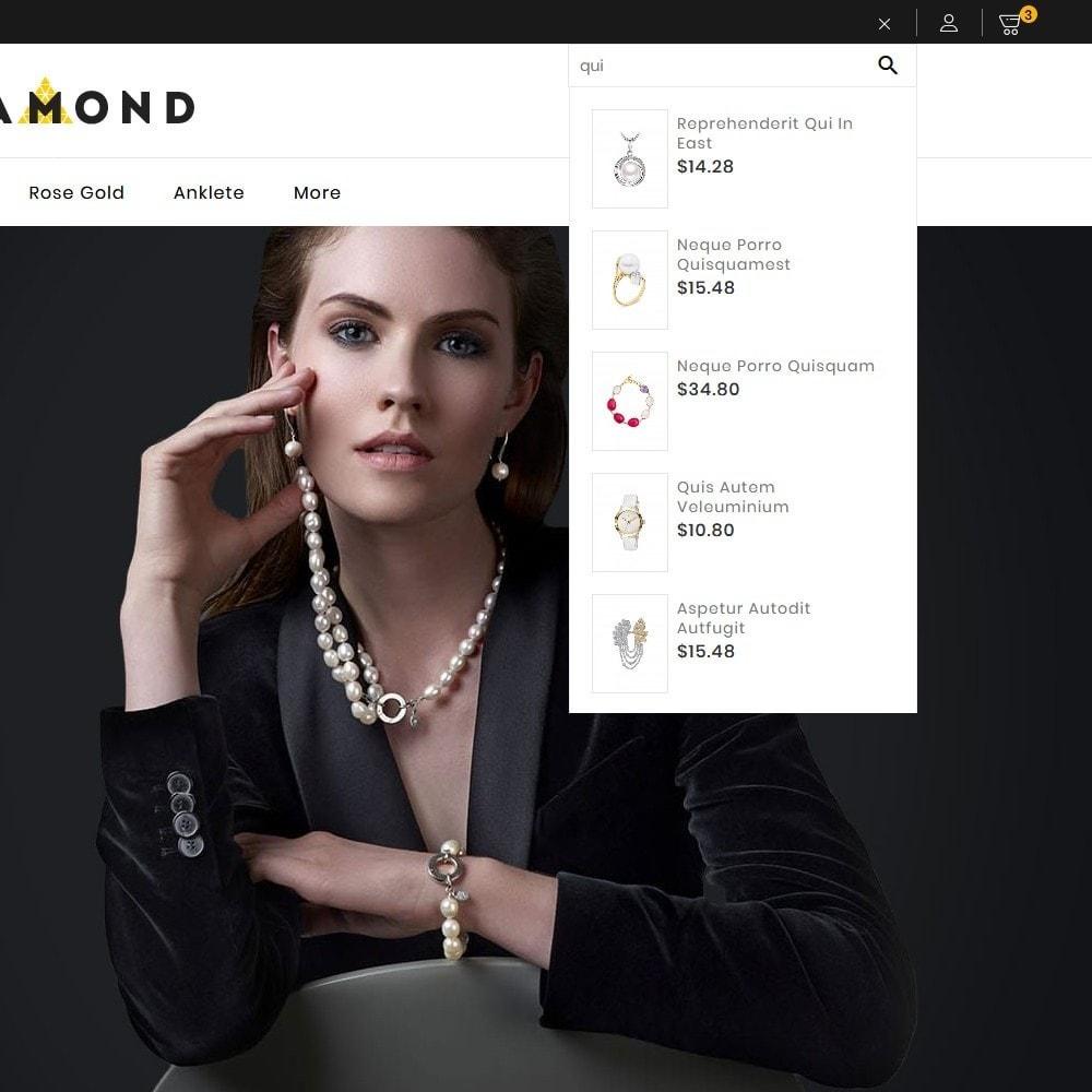 theme - Biżuteria & Akcesoria - Diamond Jewelry - 10
