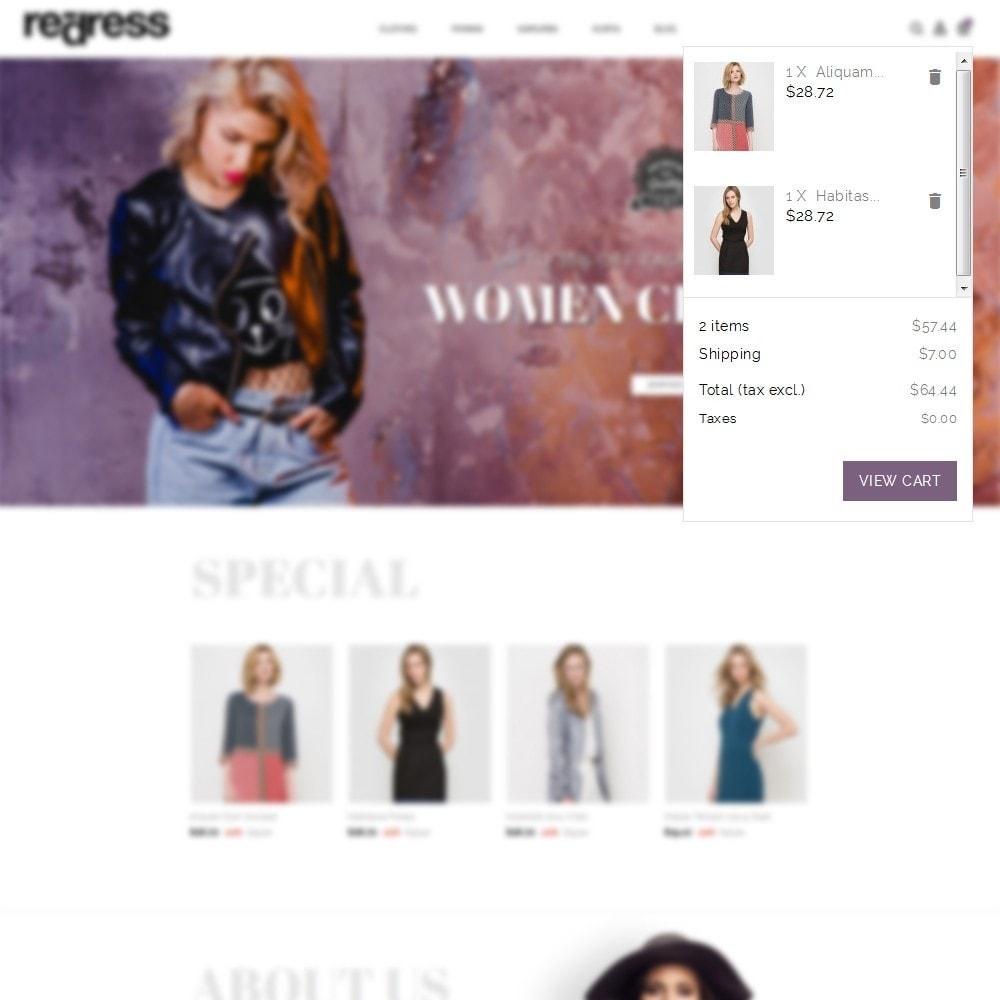 theme - Moda & Calçados - Redress Demo Store - 8