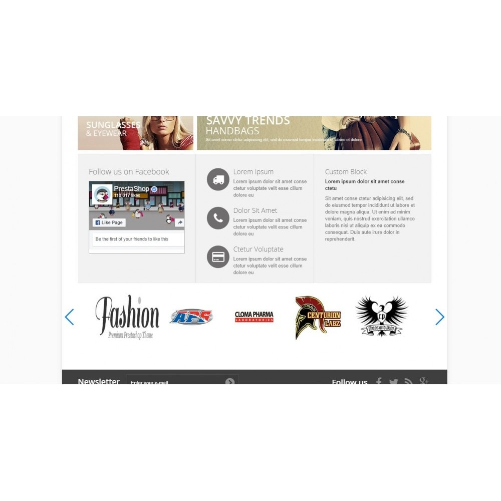 module - Marcas & Fabricantes - Responsive Manufacturer Slider - 3