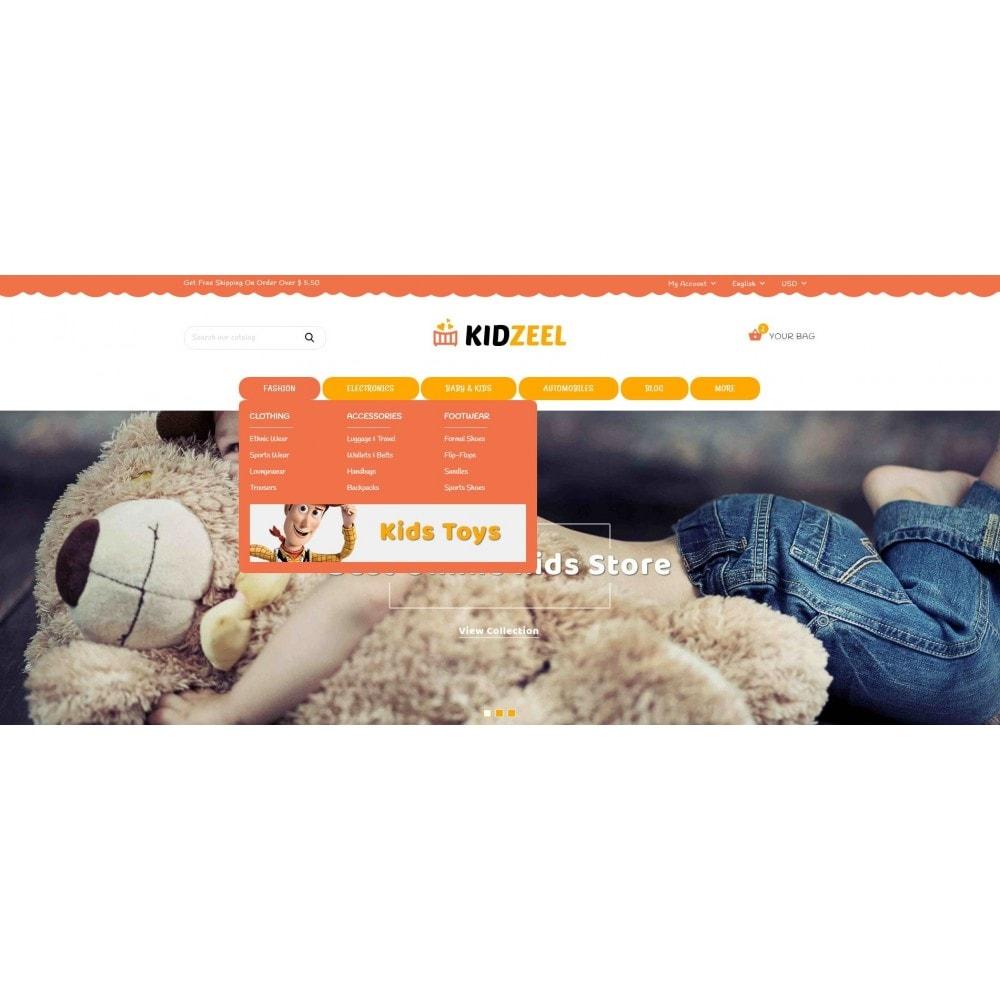 theme - Crianças & Brinquedos - KidZeel - Toys Store - 6