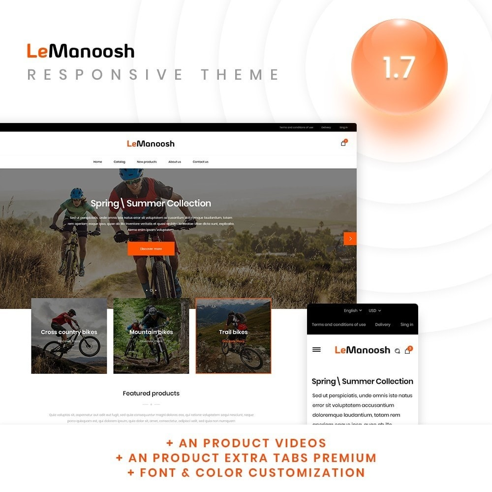 theme - Sports, Activities & Travel - LeManoosh - 1