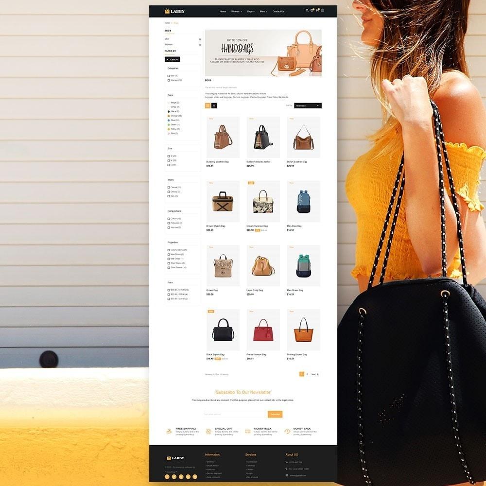 theme - Ювелирные изделия и Аксессуары - Сумка Parallax Store - 4
