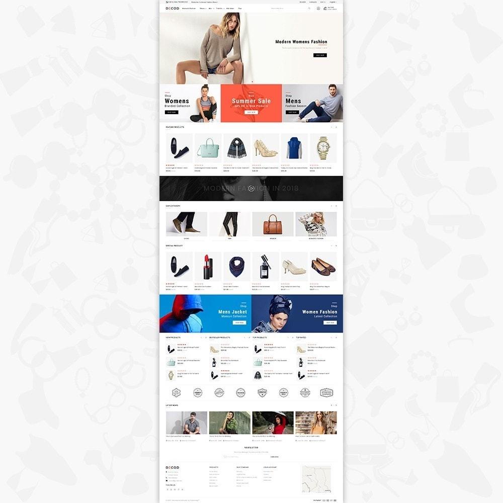 theme - Huis & Buitenleven - Decod - Fashion Store - 2