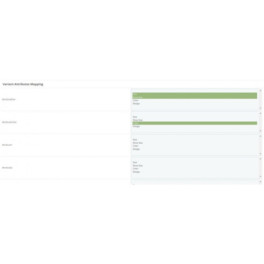 module - Revenda (marketplace) - Cedcommerce Fruugo Integration - 9