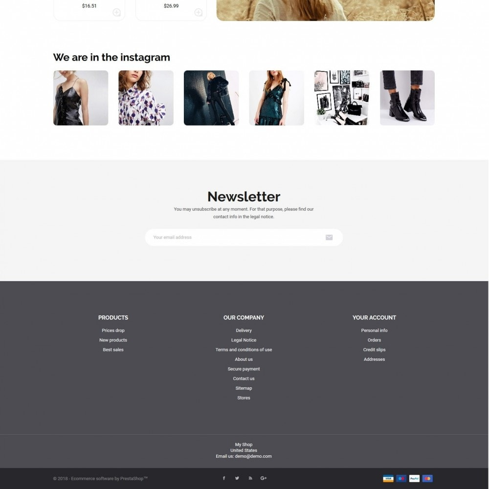 theme - Moda & Calzature - Concept Fashion Store - 4