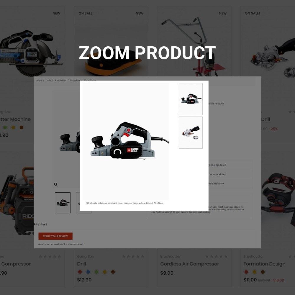 theme - Automotive & Cars - Drilling –Tools Mega Shop - 6