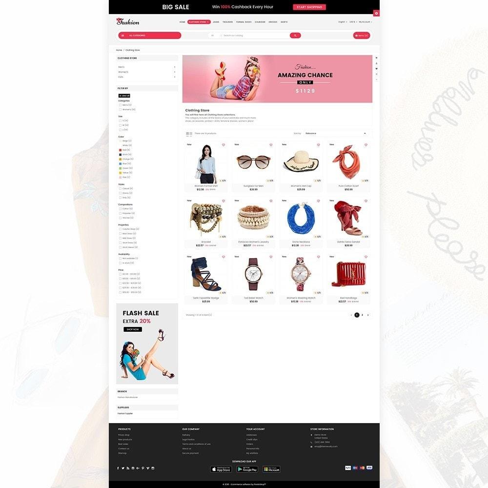 theme - Fashion & Shoes - Stylish Cloth Multi purpose Store - 3