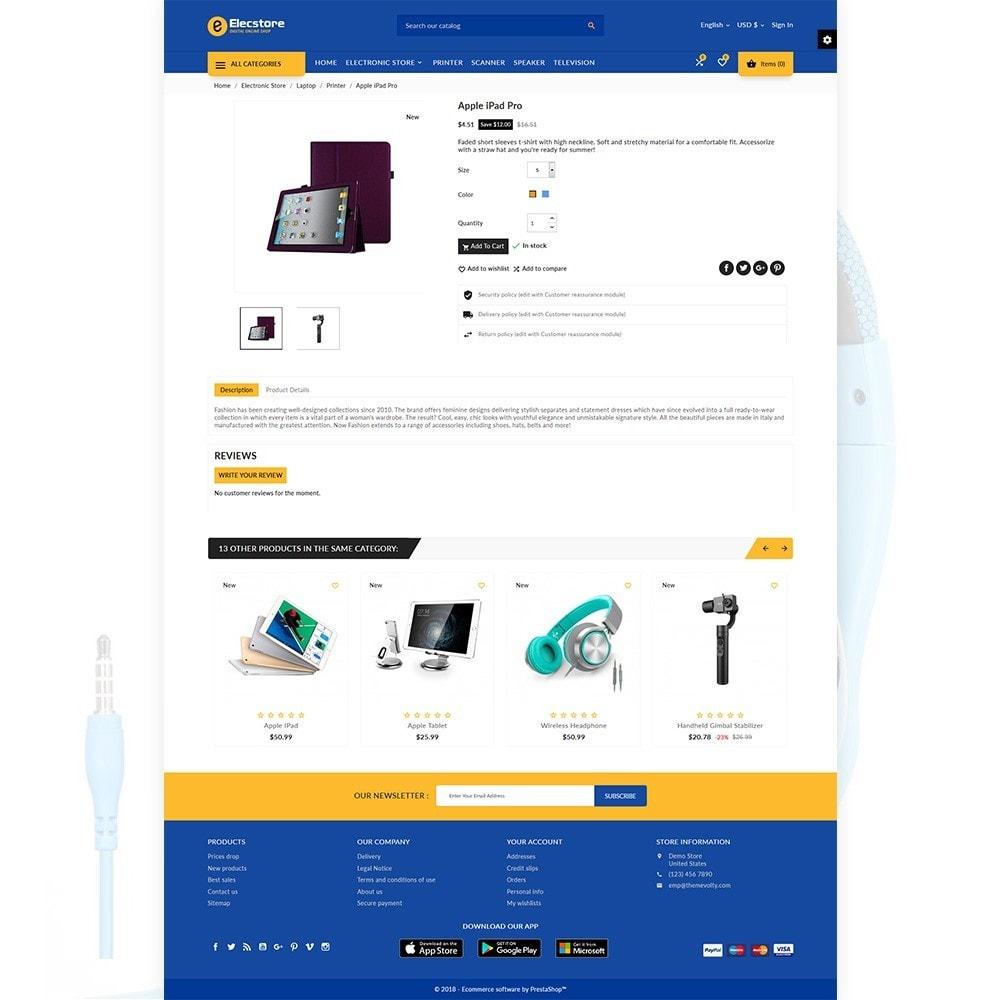 theme - Electronics & Computers - Elec Store Electronic Multipurpose Professional  Store - 5