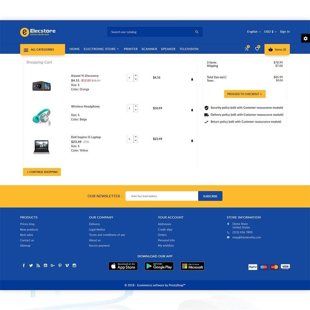 theme - Electronics & Computers - Elec Store Electronic Multipurpose Professional  Store - 6