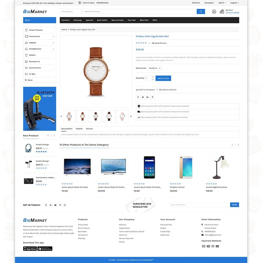 theme - Eletrônicos & High Tech - Big Market - The Mega Ecommerce Store - 5