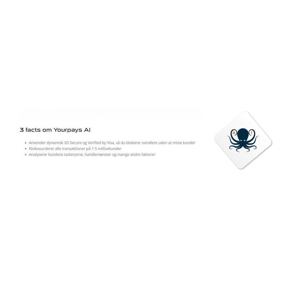 module - Zahlung per Kreditkarte oder Wallet - Yourpay - 2