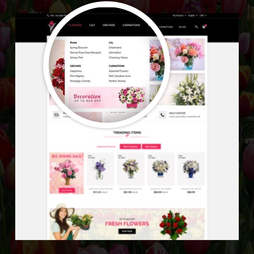theme - Cadeaux, Fleurs et Fêtes - Woodley - The Flowers Shop - 7