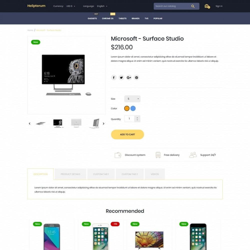 theme - Eletrônicos & High Tech - Helipterum - High-tech Shop - 6