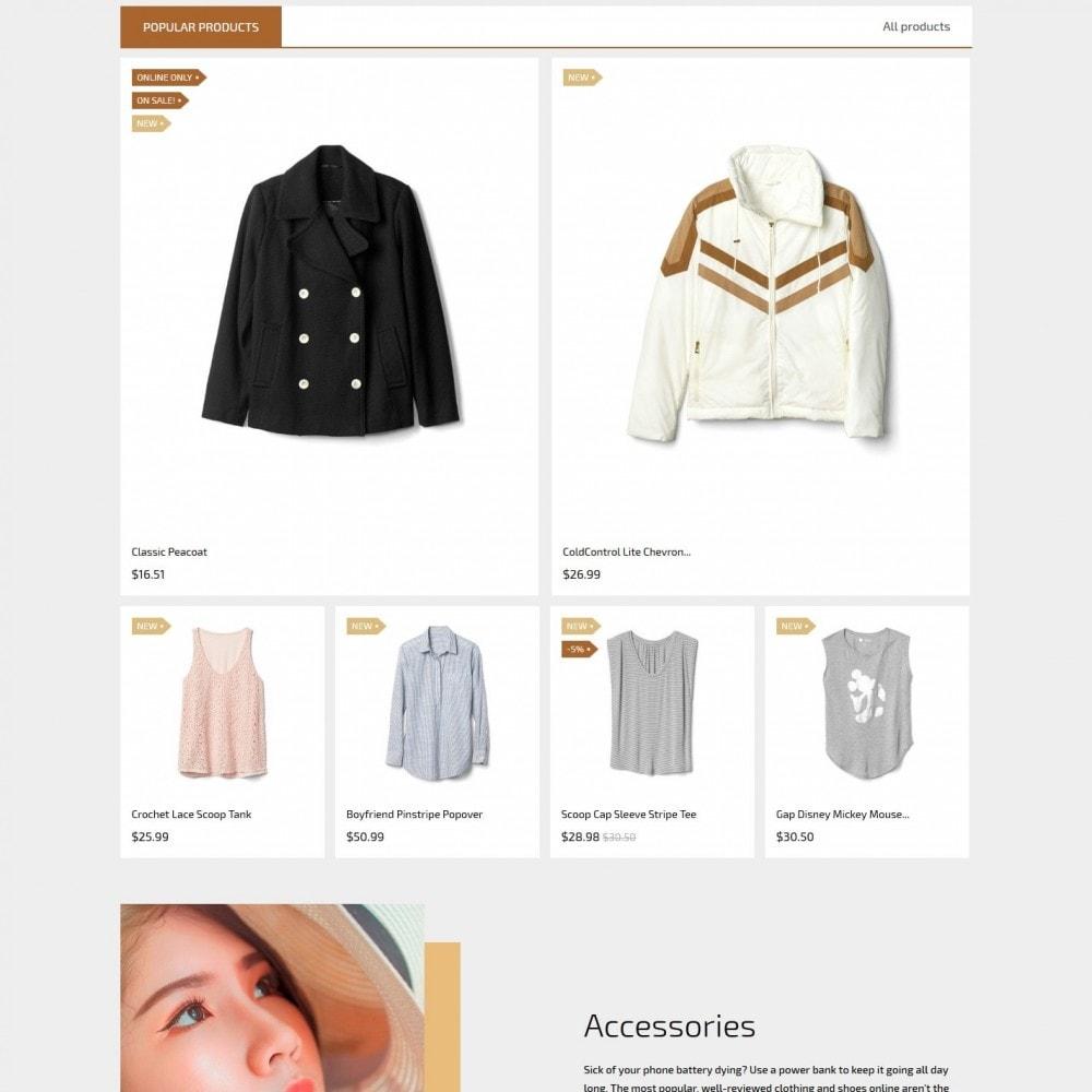 theme - Mode & Chaussures - Stylish Fashion Store - 3
