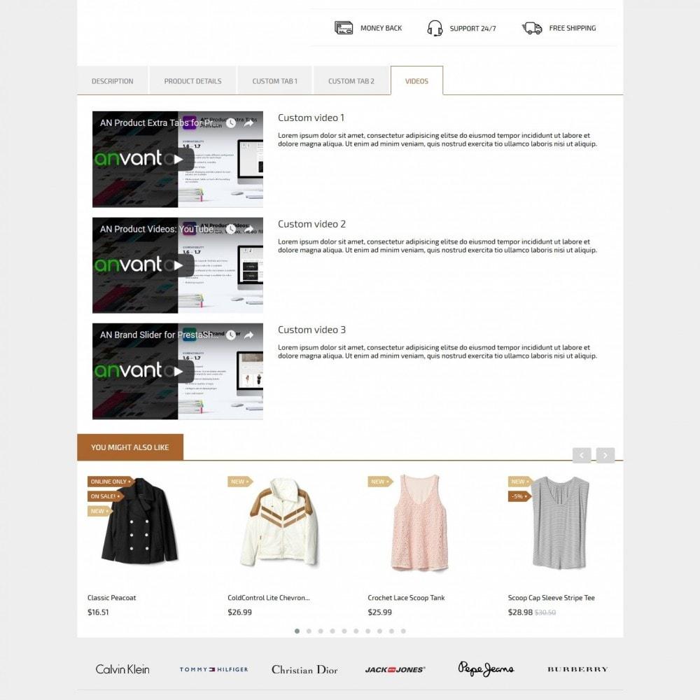theme - Moda & Calçados - Stylish Fashion Store - 9