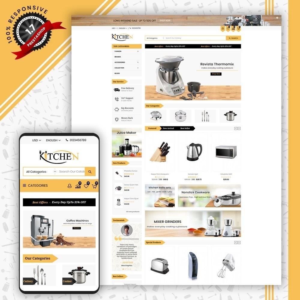 theme - Maison & Jardin - Kitchen Store - 1