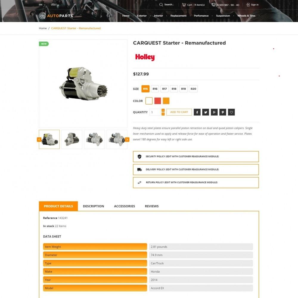 theme - Autos & Motorräder - Autoteilspeicher - 5