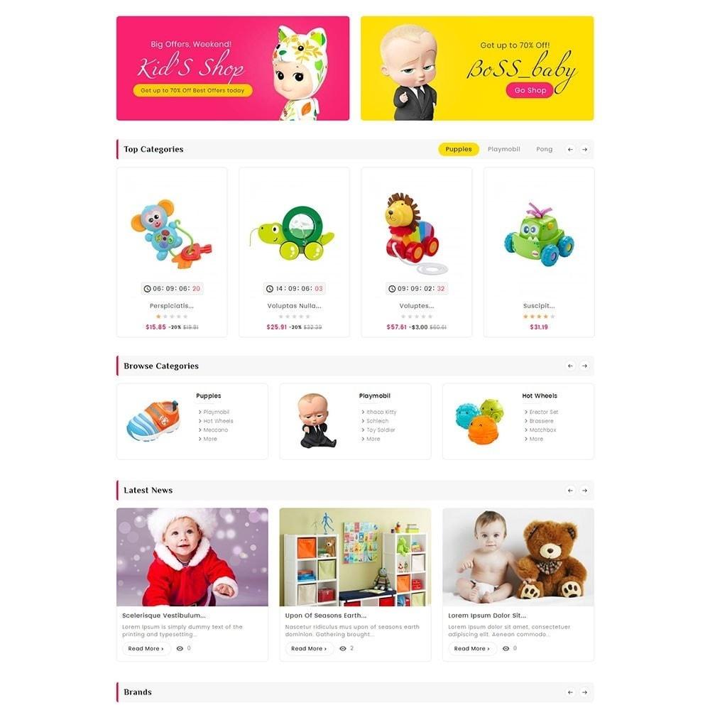 theme - Kinder & Spielzeug - Digital Mart Kids Toys - 4