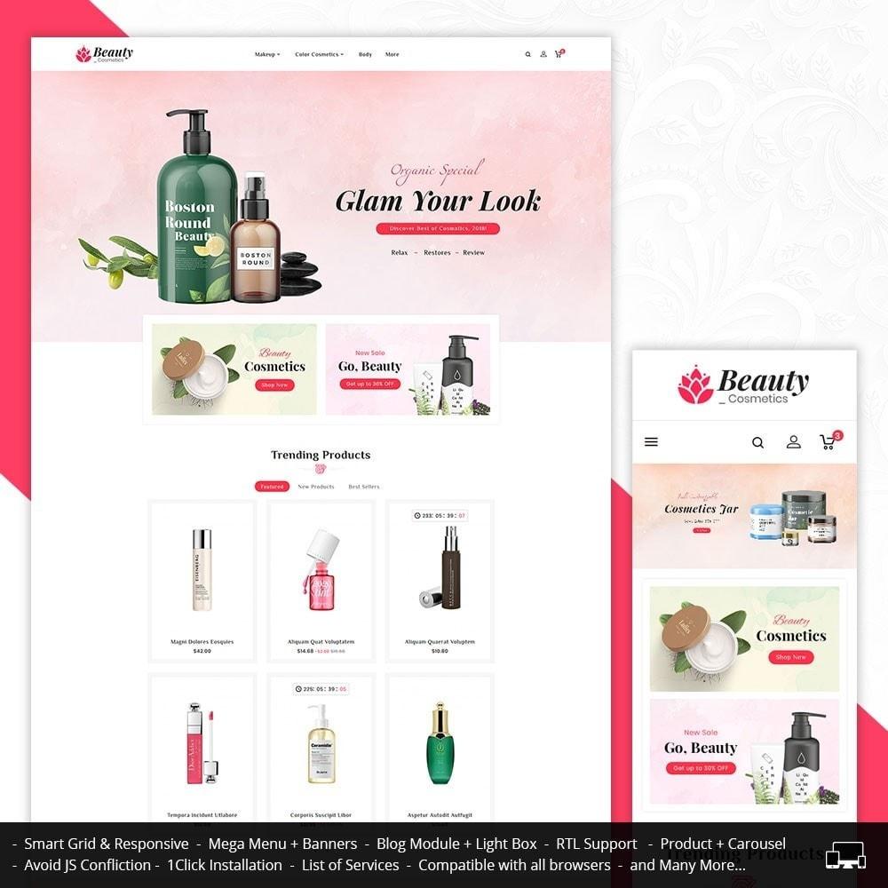 theme - Health & Beauty - Beauty Cosmetics - 1