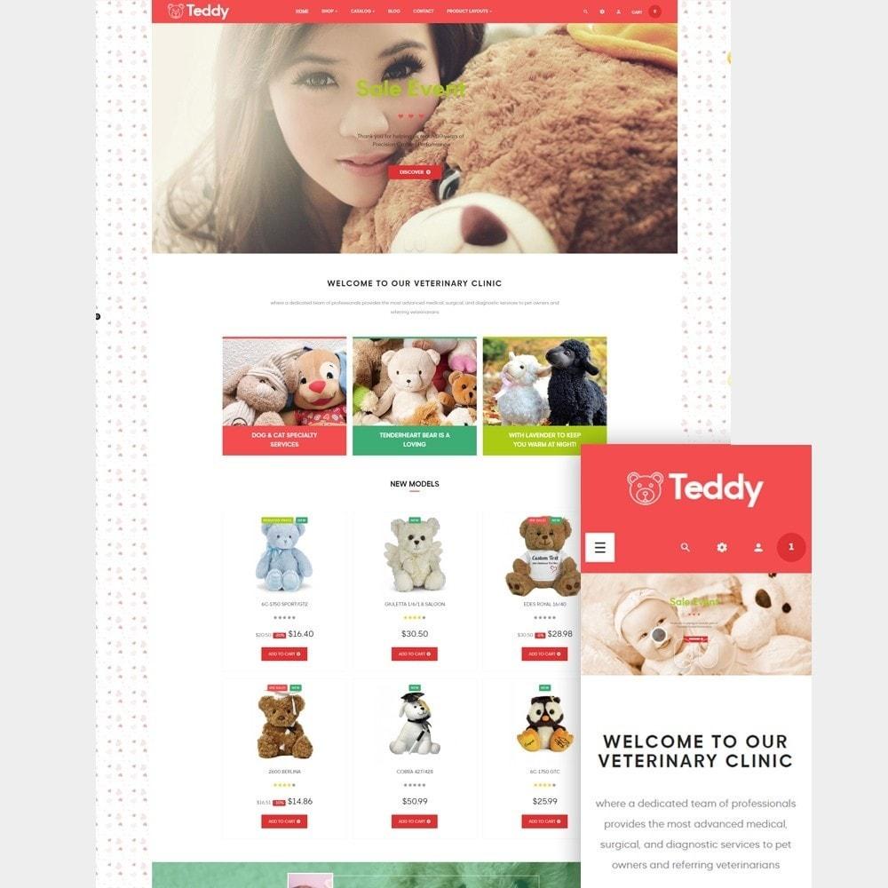 theme - Kids & Toys - Leo Teddy Toys Store - 1