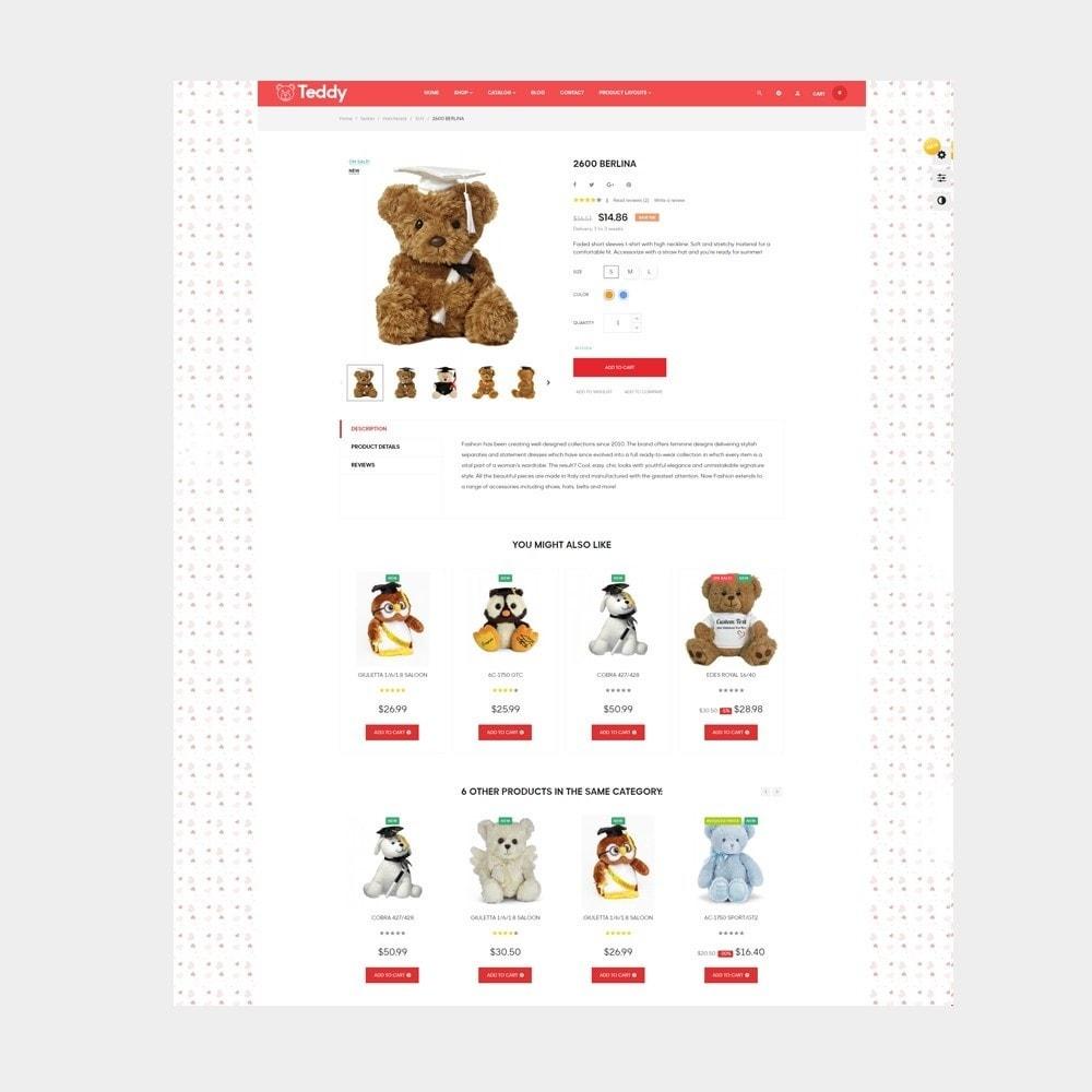 theme - Kids & Toys - Leo Teddy Toys Store - 8