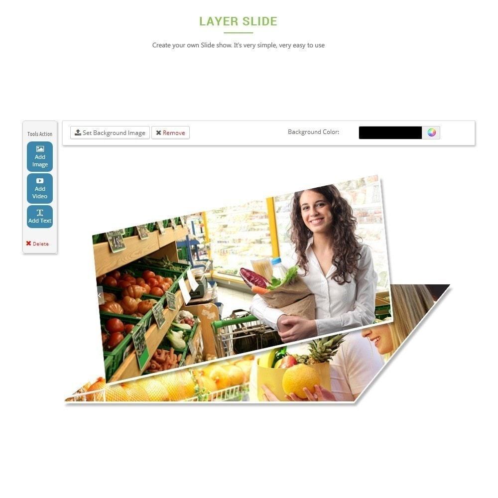 theme - Lebensmittel & Restaurants - Leo Fresh Store - Lebensmittel, Gemüse, Frischmarkt - 9